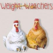 Weight Watcher Chickens