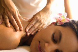 Ahhh, massage