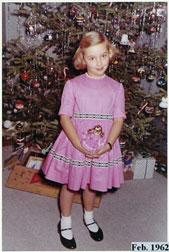 Me at Christmas 1962