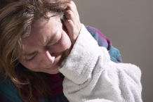 Headache and distress