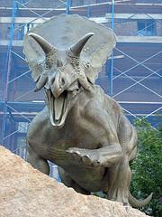 Peabody Museum Dinosaur