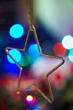 Star and Tree Lights