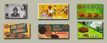 Girl Scout Cookie History