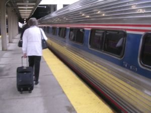 Amtrak travel
