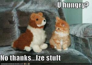 funny-pictures-kitten-and-stuffed-animal-make-a-pun