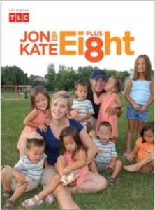 Jon and Kate Plus Eight (image from TLC)