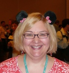 Me in Mouse Ears