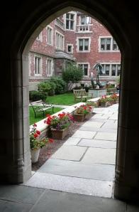 Court Yard Arch