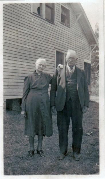 Keel Sadie & Bill c1949