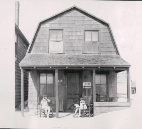 Manasquan - 417 Beachfront - August 1934