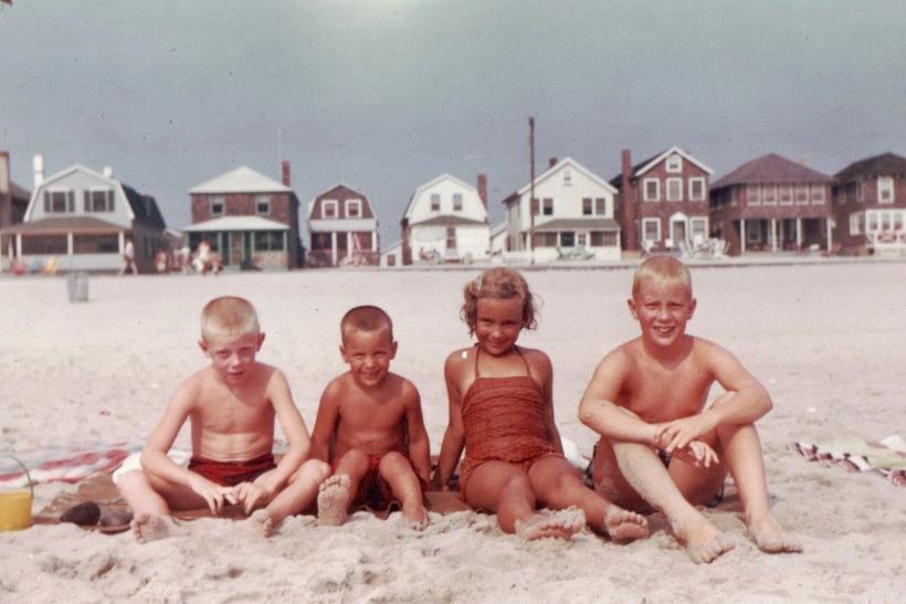 Myers and Nau Kids, Manasquan 1961
