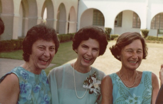 Jane Anne, Peg, Jinny - August 15 1983