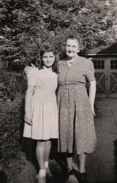 Peg Flanders & Jennie Cooke